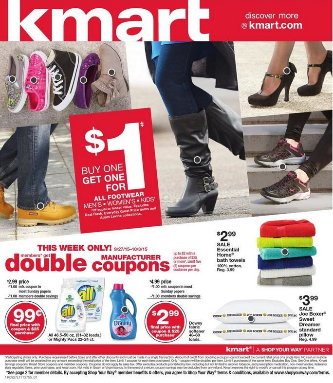 kmart sale paper for this week Find and shopping results for kmart ad in sunday paper from mysimoncom mysimoncom has the best deals and lowest kmart tvs on sale this week kmart weekly ad by.
