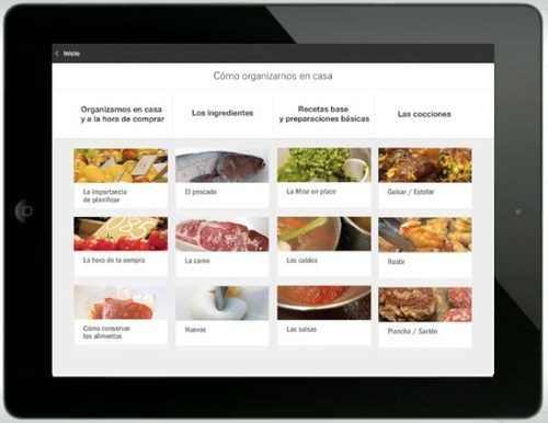 17 best cooking app images on pinterest baking center cooking and heres ferran adris home cooking app adri forumfinder Images