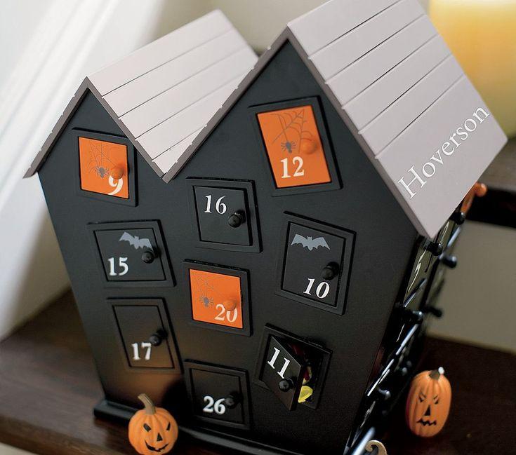 ... House. Lol, like a Nightmare Before Christmas advent calendar