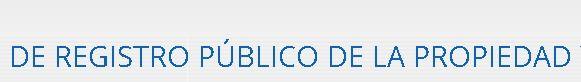 Registro Público de la Propiedad y de Comercio • Baja California