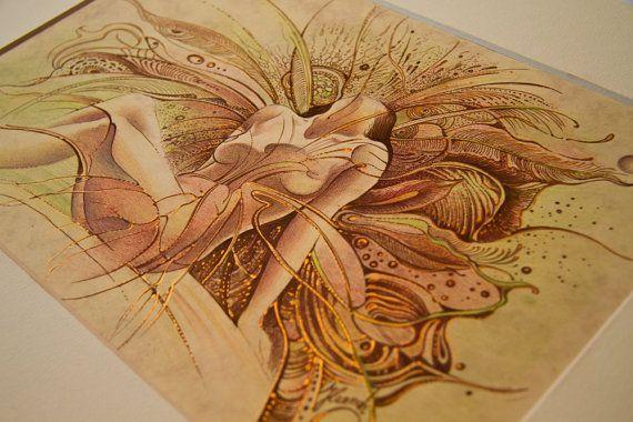 """""""The Butterfly"""" by Anna Miaczynska"""