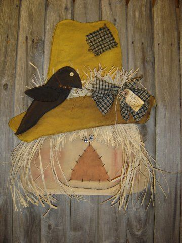 117 Best Scarecrow Images On Pinterest Scarecrows Fall