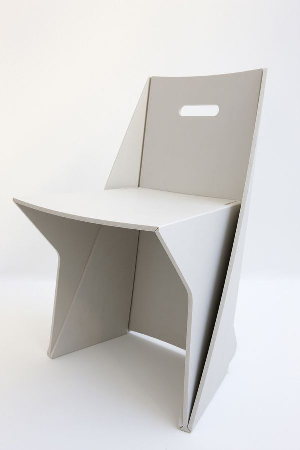 How To Make Cardboard Chairs Without Glue WoodWorking