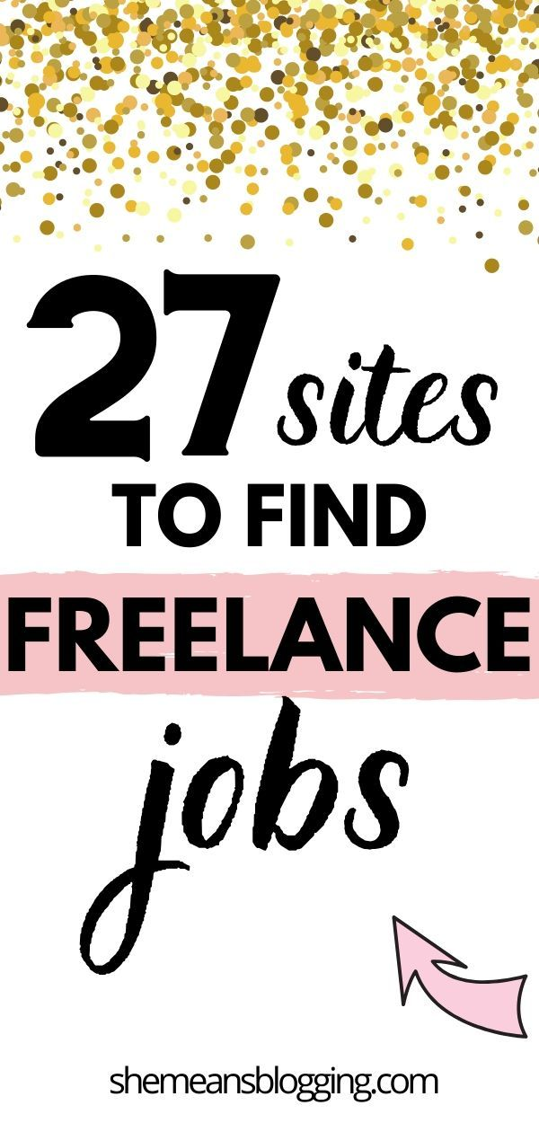 21 Best Freelance Job Sites For Beginners Who Work From Home Freelancing Jobs Freelance Sites Job