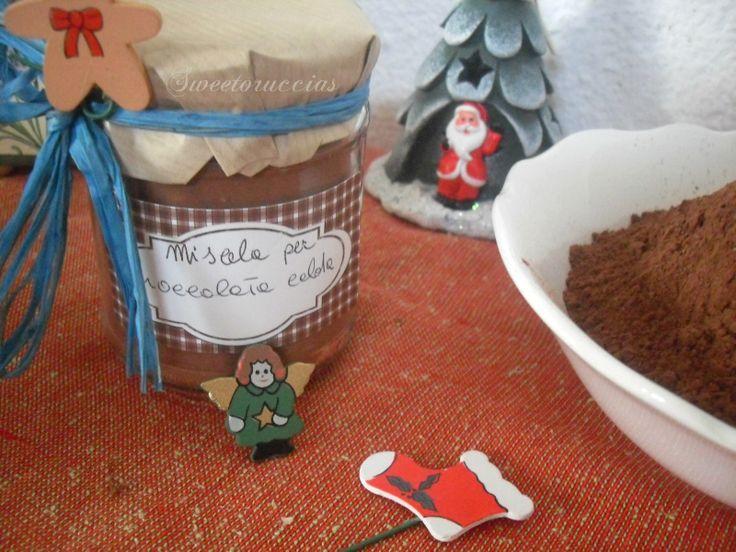 Preparato per cioccolata calda home made