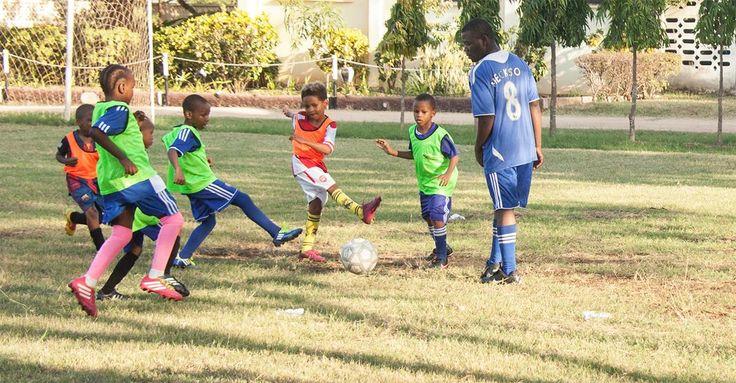 Community Sport volunteering.Art in Tanzaniahttp://www.artintanzania.org/en/internships-in-tanzania-africa/types-of-projects/sports-coaching-volunteer-tanzania-africa?utm_content=buffer9f86e&utm_medium=social&utm_source=pinterest.com&utm_campaign=buffer