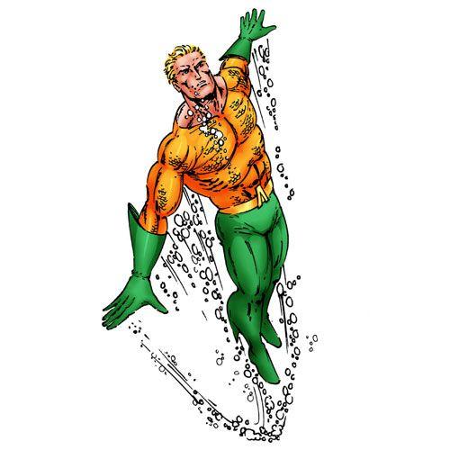 Aquaman Tattoo Design: 17 Best Images About JL Logo Tattoo On Pinterest