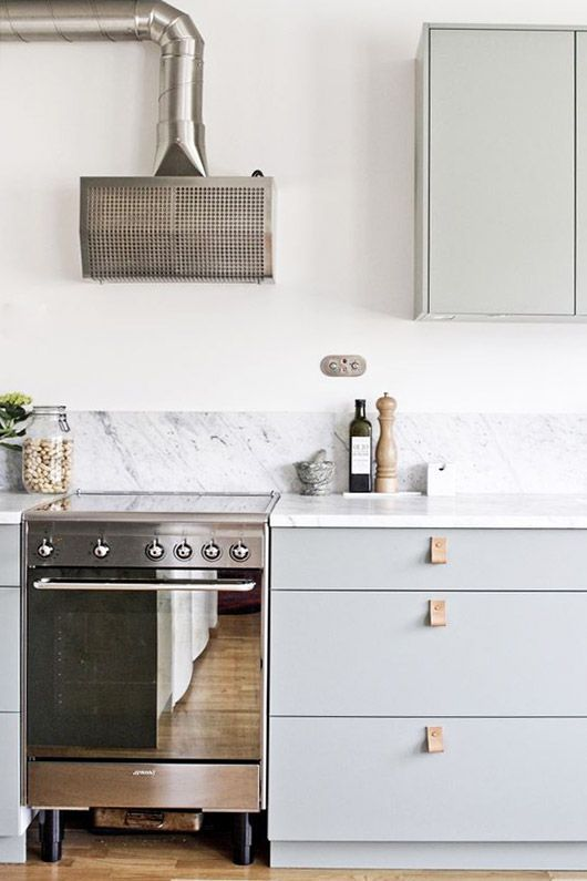 Gray Lower Kitchen Cabinets And Drawers Sfgirlbybay