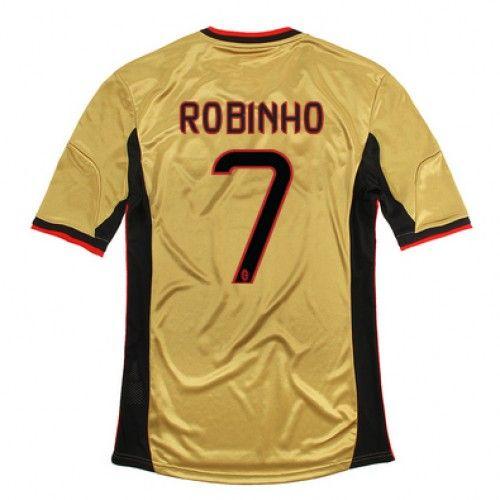 Maglia AC Milan 2013-2014 3rd 7 ROBINHO