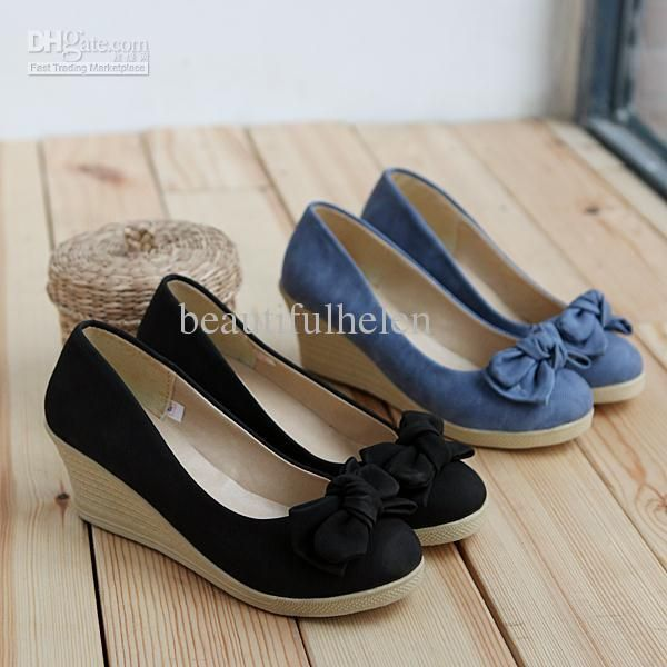 Cheap Dress Shoes Women Dress Shoes Ladies Dress Shoes Women'S Wedge Casual Shoes Fish Head Butterfly Tie Mens Loafers Formal Shoes For Men From Beautifulhelen, $38.89| Dhgate.Com