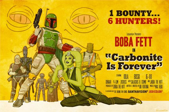 Carbonite is Forever by Cliff Chiang