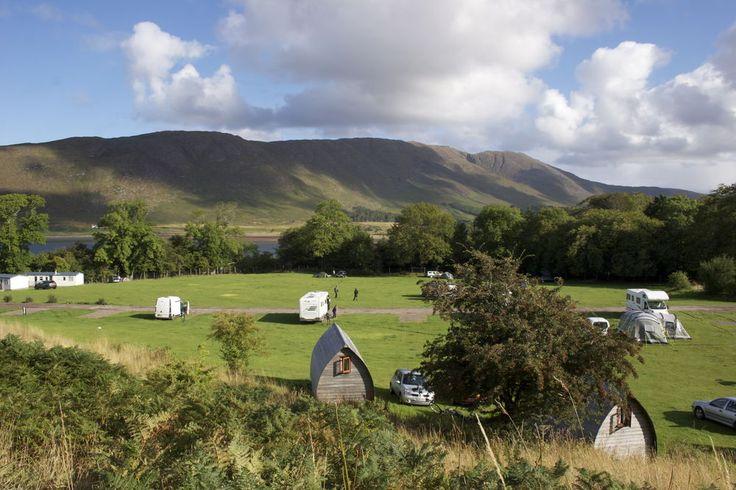Applecross Campsite Scotland