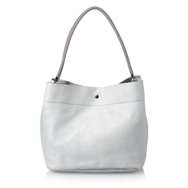 Buy the Silver Hobo Slouch Bag at Oliver Bonas. Enjoy free worldwide standard delivery for orders over £50.