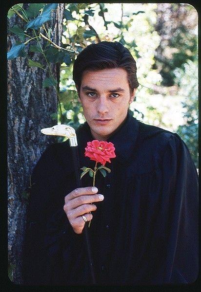 134 best images about Alain Delon on Pinterest   Posts ...