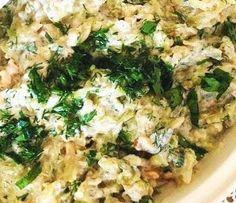 diyet kabak salata