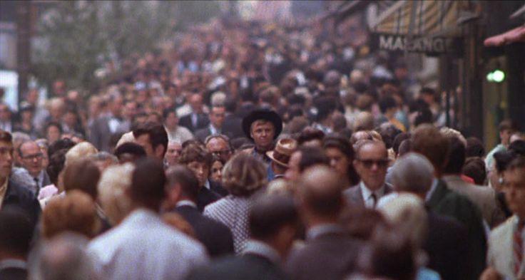 Midnight Cowboy (1969, John Schlesinger) /  Cinematography by Adam Holender