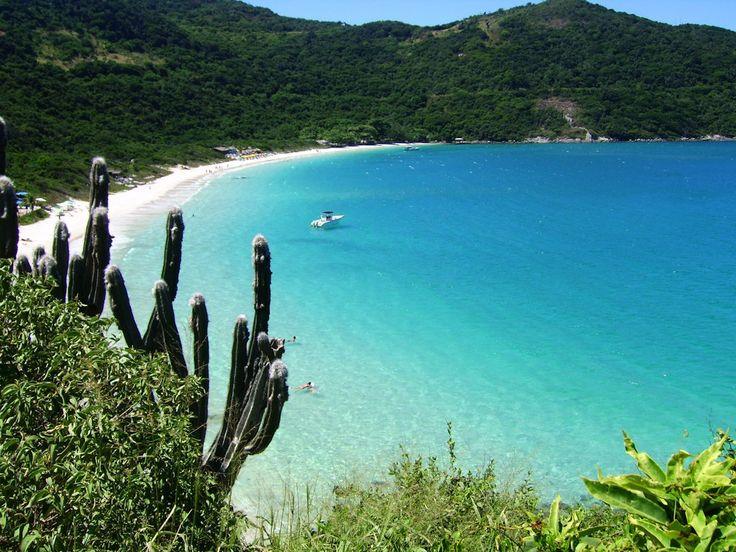 Forno Beach - Arraial do Cabo, Rio de Janeiro