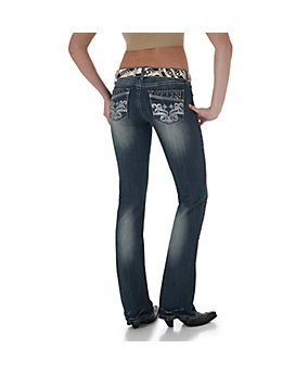 Wrangler® Rock 47™ Ladies' Ultra Low Rise Jean, WHX98MT - 104769199 | Tractor Supply Company ...