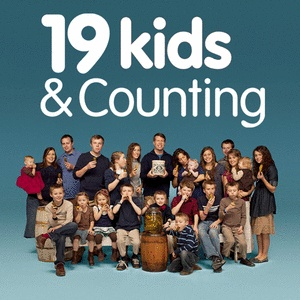 19 Kids and Counting  Some people say that the Duggar family is fake, but others (like myself) say that they are a very genuine family with children of good character.