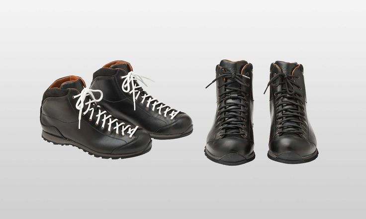 the black mido riding boots by pedaled 2016