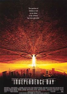 Independence Day is a 1996 American military science fiction disaster film about an alien invasion of Earth. The narrative focuses on a disparate group of people who converge in the Nevada desert and, along with the rest of the human population, participate in a last-chance counterattack on July 4, the same date as the Independence Day holiday in the United States. It was directed by Roland Emmerich. Sci-fi can end up being cheesy but this movie is the 34th-highest-grossing movie of all…