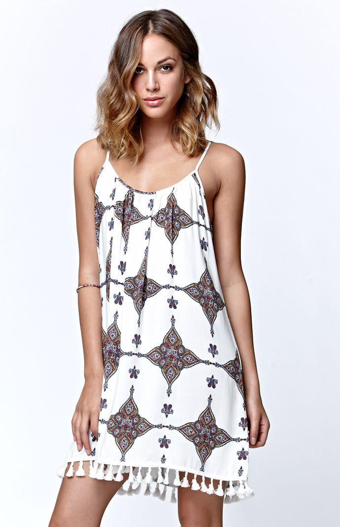 Size: L - Color: White Multi -  Cost: $36.95
