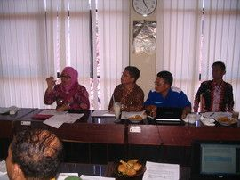 Penjaminan Kualitas Penyusunan MPS oleh POKJA Provinsi Lampung
