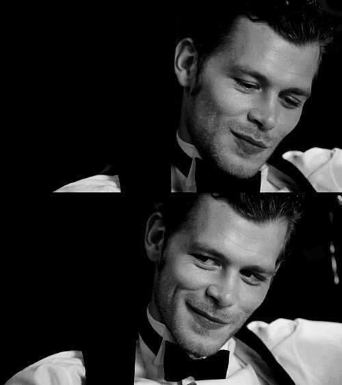 Klaus... just, don't, please just stop