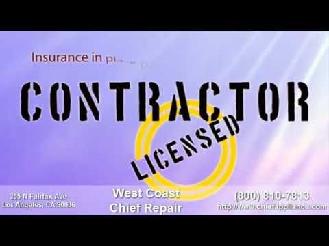 West Coast Chief Repair  will take care of all your appliance repairs an...