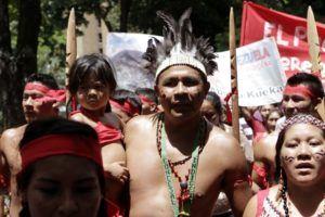 Pueblo pemón se declaró en desobediencia civil ante ANC