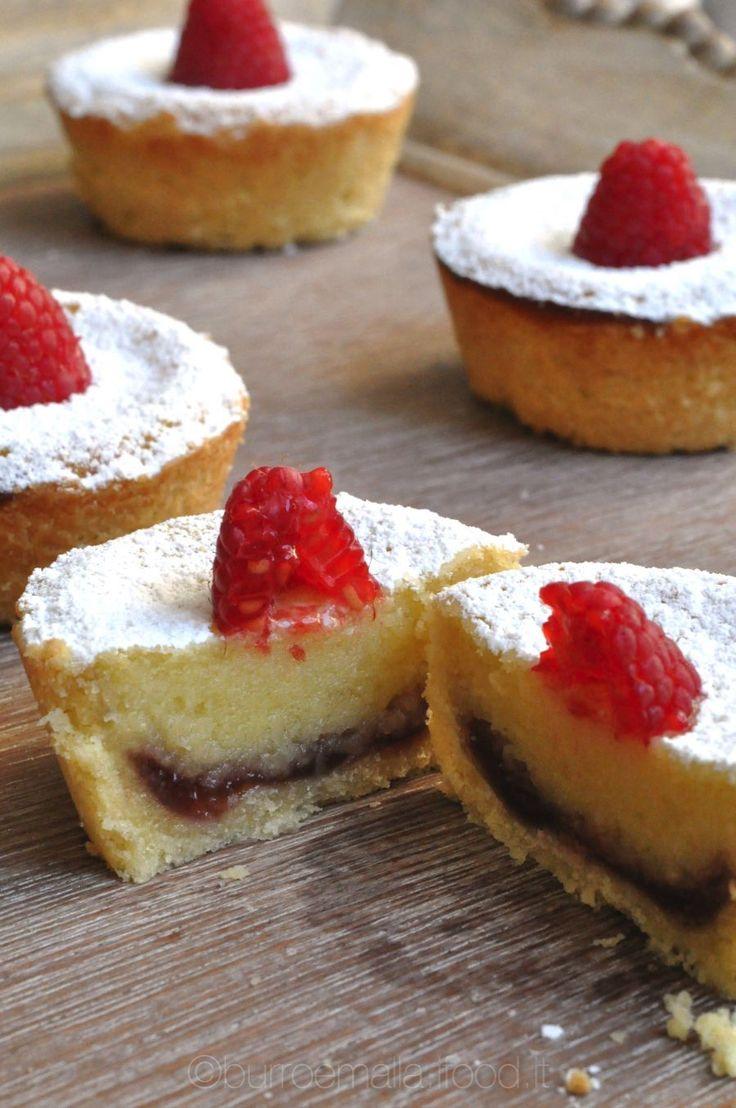 Quando allo scattare del fatidico primo del mese mi sono connessa per vedere quale sarebbe stata la sfida del Re-Cake di Luglio ed ho visto gli ingredienti delle bakewell tarts mi è sembrato ch…