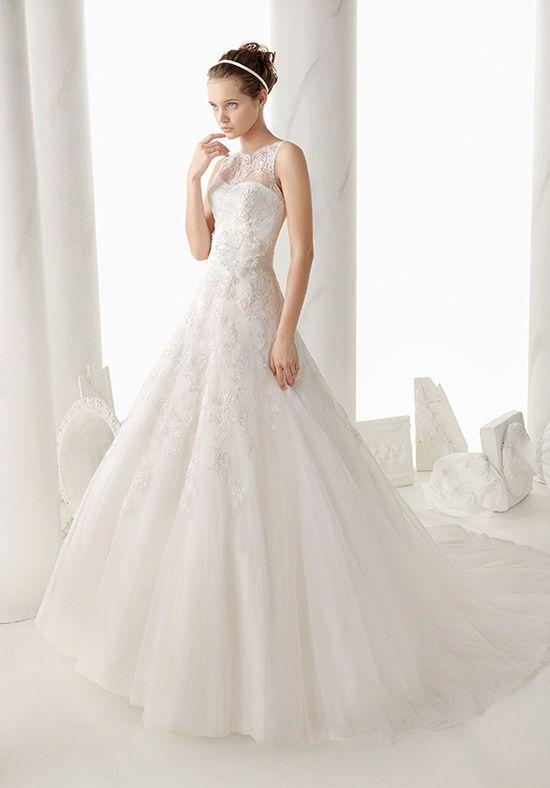 Alma Novia 133/NENUFAR Wedding Dress - The Knot