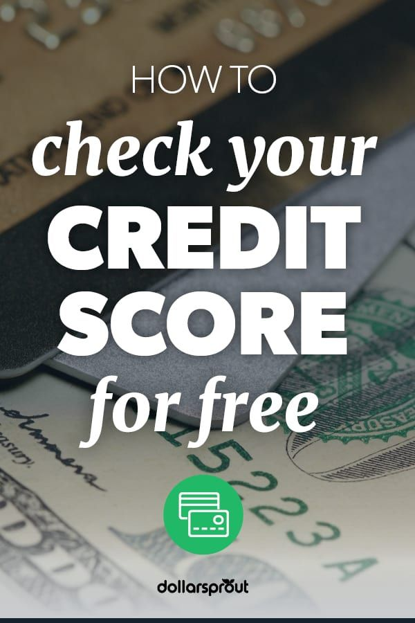 How To Check Your Credit Score For Free Check Your Credit Score