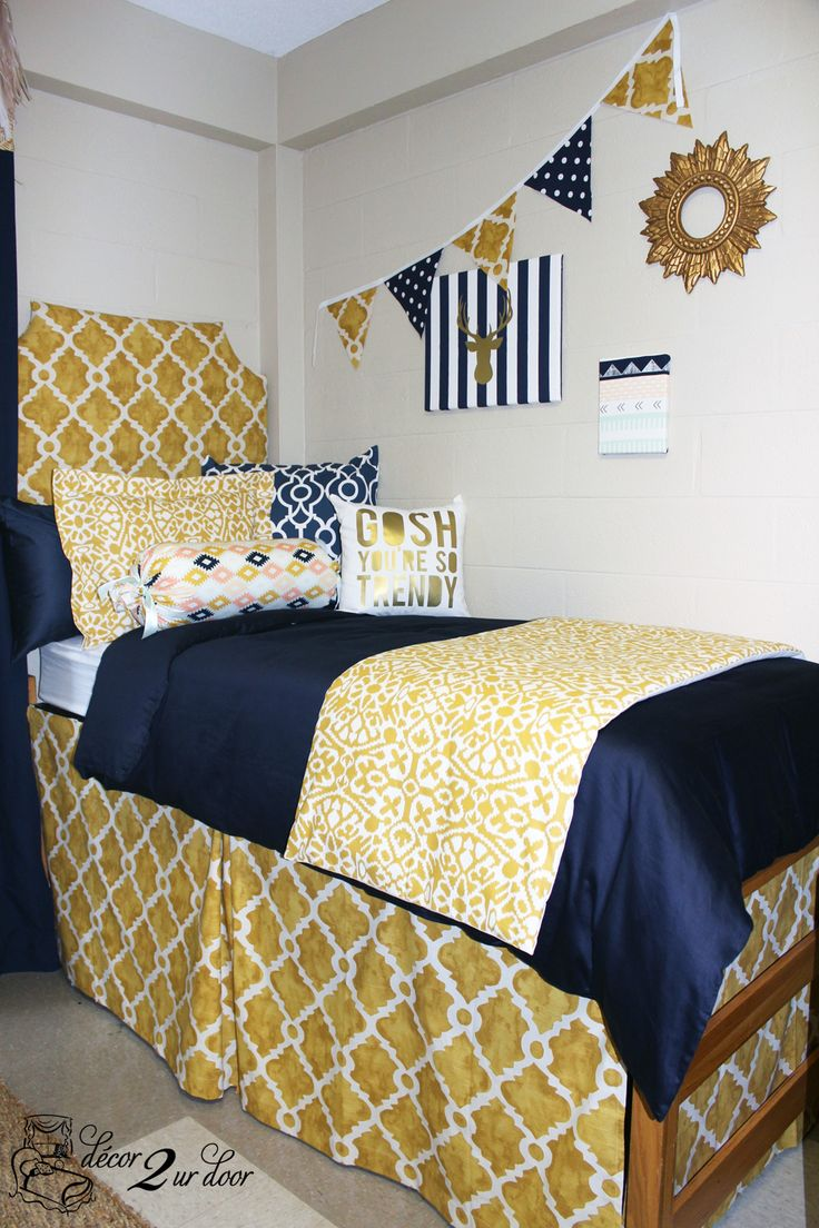 Decorating Ideas > 17 Best Images About Top Dorm Room Design Ideas On  ~ 183516_Gold Dorm Room Ideas