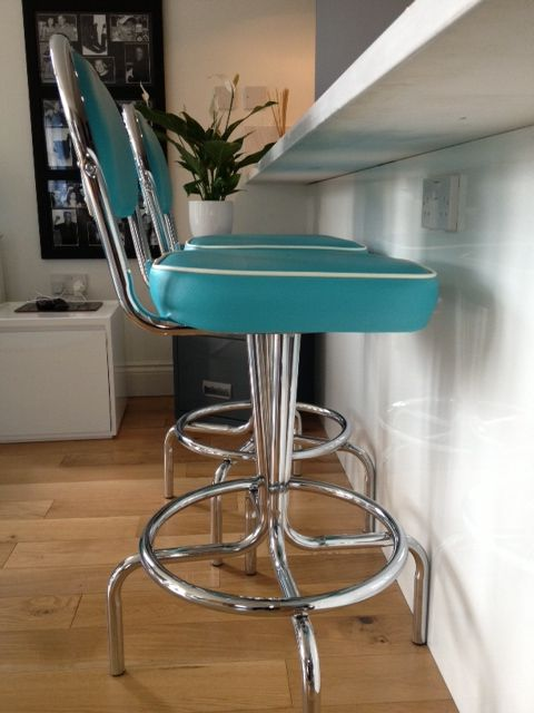 classic retro american diner furniture  u0026 accessories from the specialists 16 best american diner kitchen stools images on pinterest   diner      rh   pinterest co uk