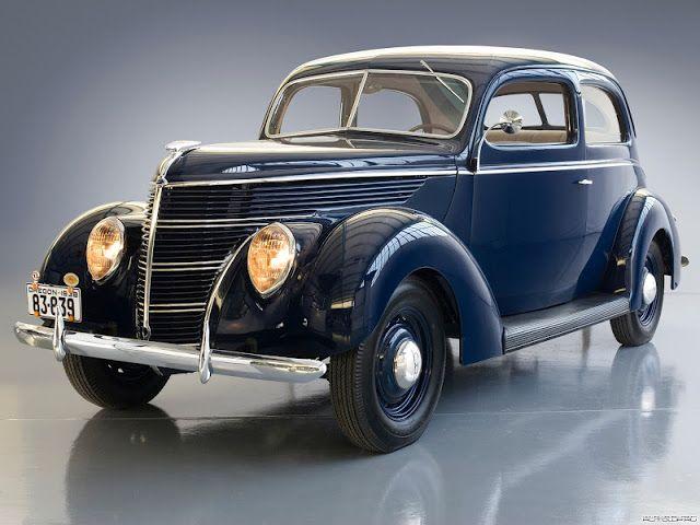 Best Ford Images On Pinterest Vintage Cars Sedans And Tudor