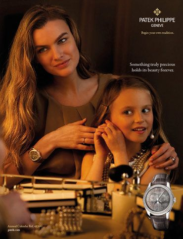 Women About to Commit Murder in Patek Philippe Ads