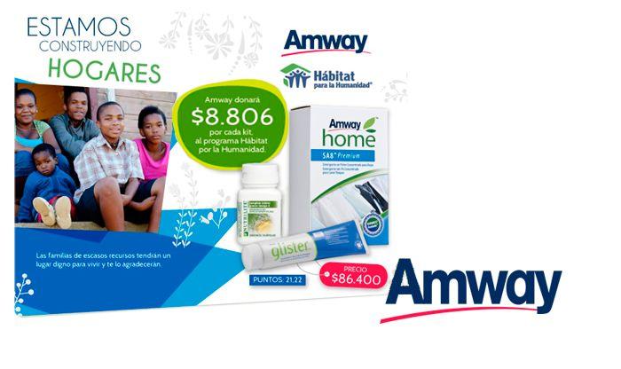AMWAY COLOMBIA - www.saludylargavida.jimdo.com
