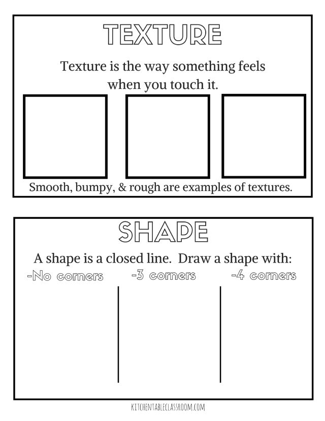 Landscape Design Worksheets