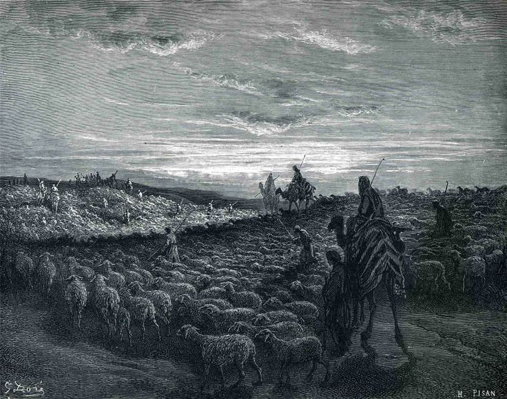 Idylls of the King - Gustave Dore - WikiPaintings.org