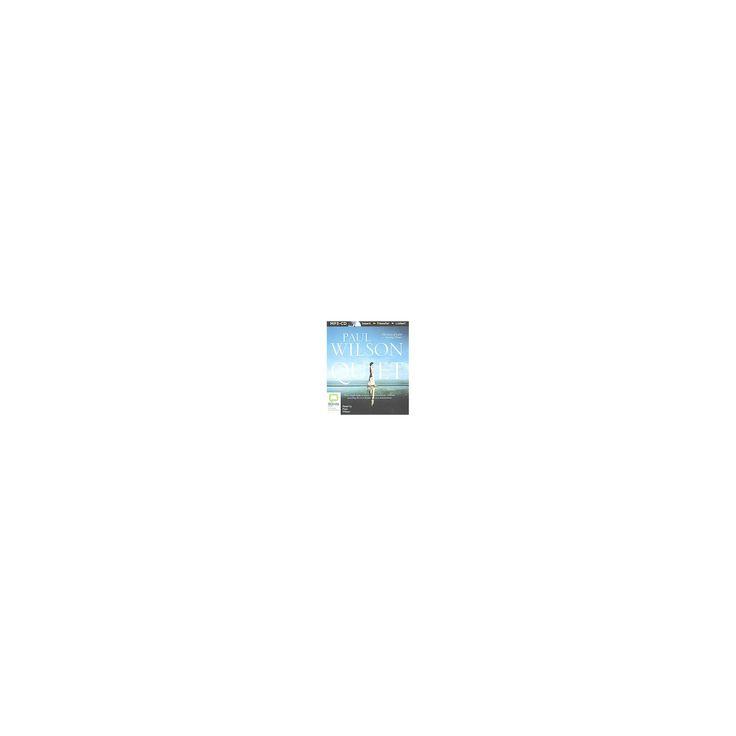 Quiet (Unabridged) (MP3-CD) (Paul Wilson)