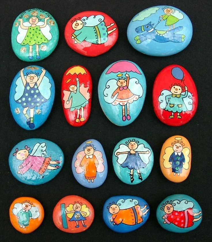 102 best rock angels images on pinterest painted rocks rock painting and stone art. Black Bedroom Furniture Sets. Home Design Ideas