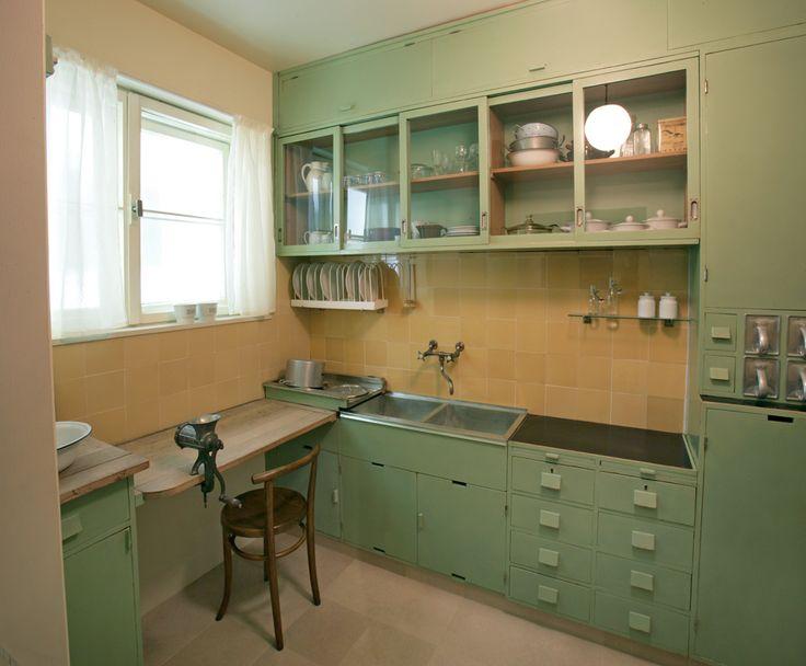 1930 kitchen design inspiration ideas 19 on kitchen design 1930s kitchen design pantries for the home pinterest