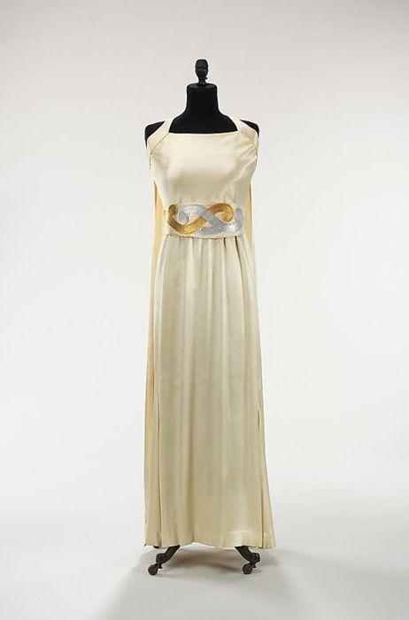 Jeanne Lanvin, 1937    The Metropolitan Museum of Art