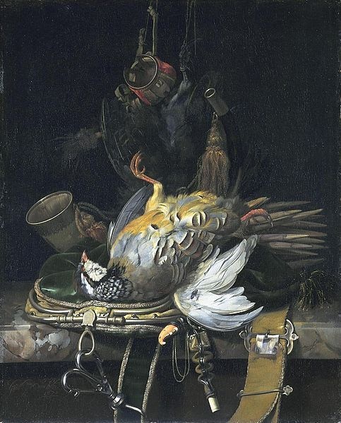 Willem van Aelst / Still Life with Game