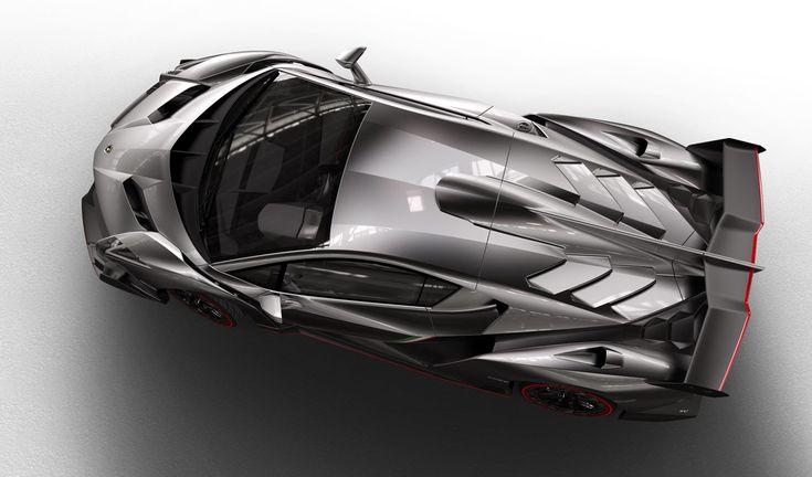 Why You Should Buy a Lamborghini Veneno