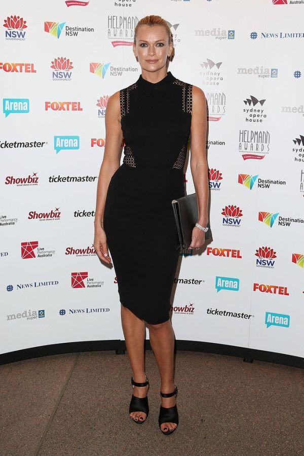 Fabulously Spotted: Sarah Murdoch Wearing Victoria Beckham - 2013 Helpmann Awards  - http://www.becauseiamfabulous.com/2013/07/sarah-murdoch-wearing-victoria-beckham-2013-helpmann-awards/