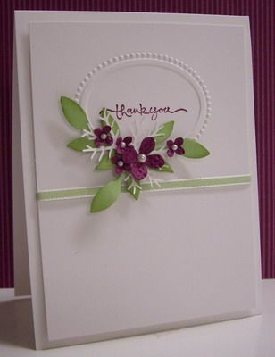Framed Flowers - QFTD146 by Loll Thompson - Cards and Paper Crafts at Splitcoaststampers