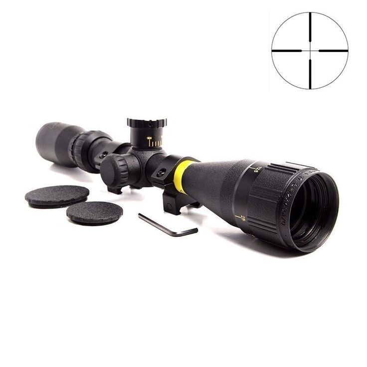 3-12x40 AO Duplex Crosshair Reticle Sight Tactical Riflescope Reticle Optical Rifle Scope Optical Sight for Air Rifle Hunting //Price: $92.99 & FREE Shipping //     #hunting #camping #outdoors #pocketdump #knives #knifeporn