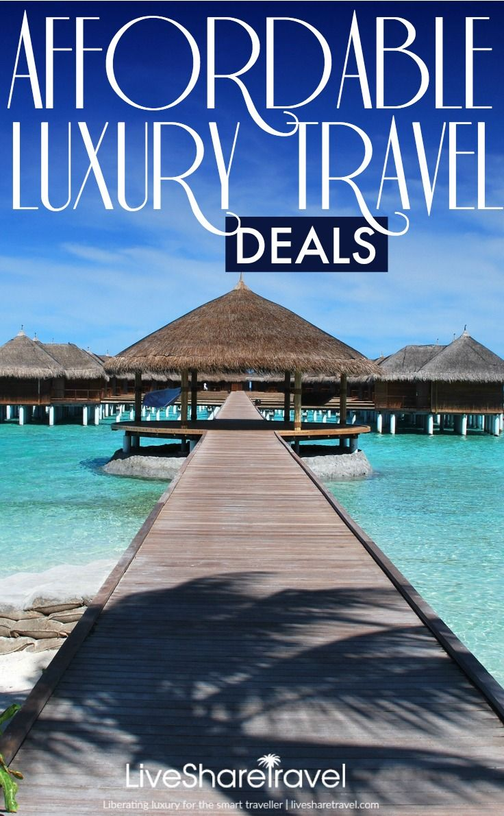 Discovering luxury for less is at the heart of what we do on LiveShareTravel - we believe we should all be able to liberate a little luxury on our travels with great affordable luxury travel deals. Welcome to our new travel deals series bringing you a host of affordable luxury travel deals for smart travellers.